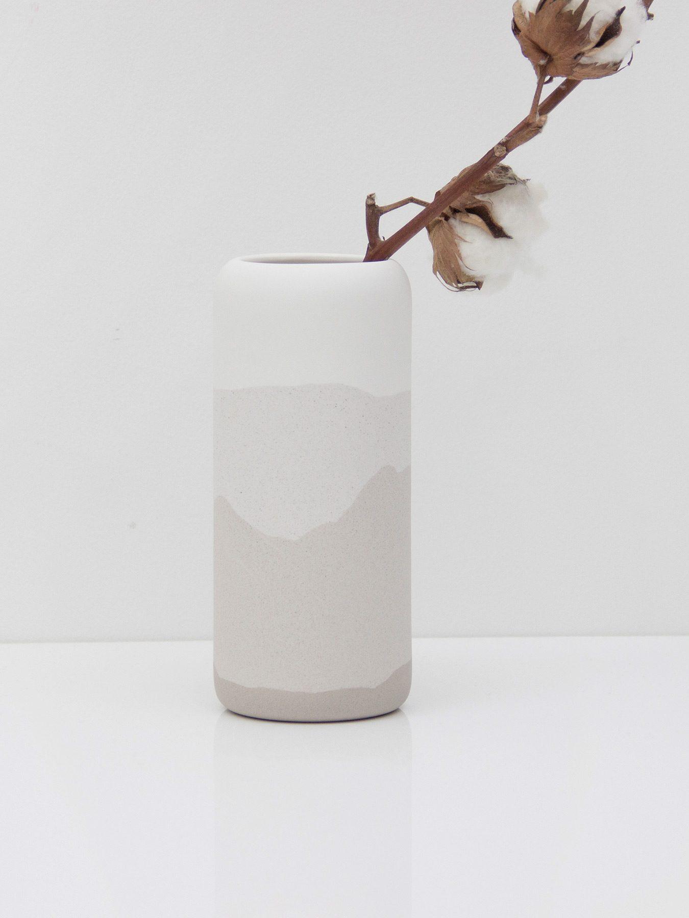 artisan ceramic pottery vase
